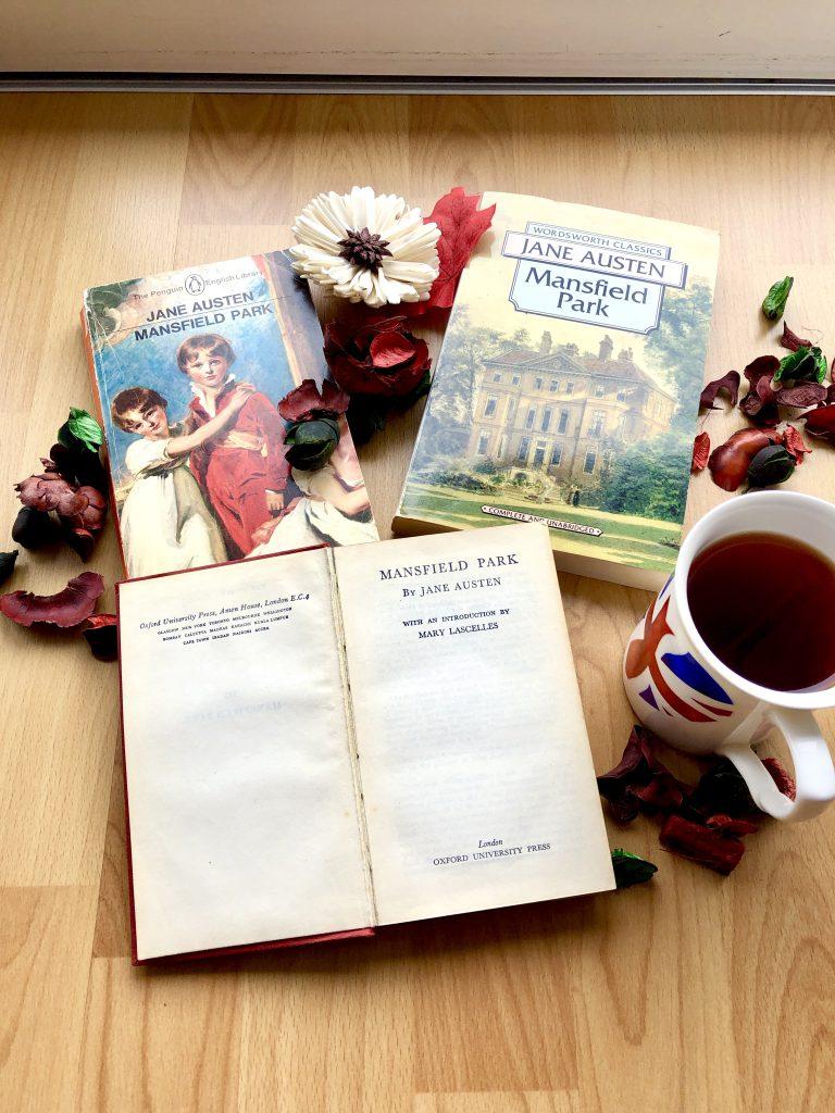 "Publication of ""Mansfield Park"" by Jane Austen"