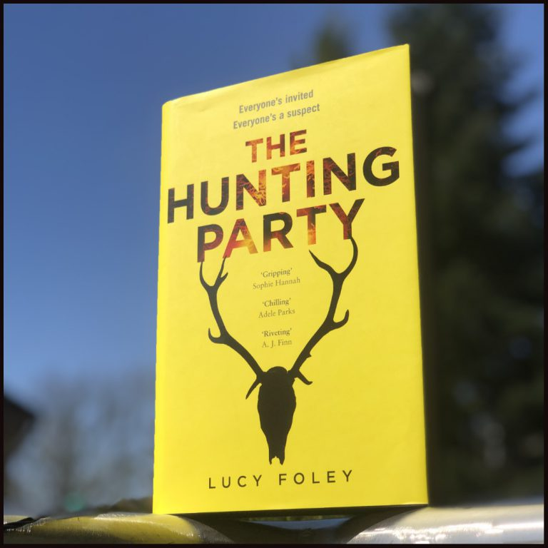 """The Hunting Party"" by Lucy Foley – BOOK REVIEW"