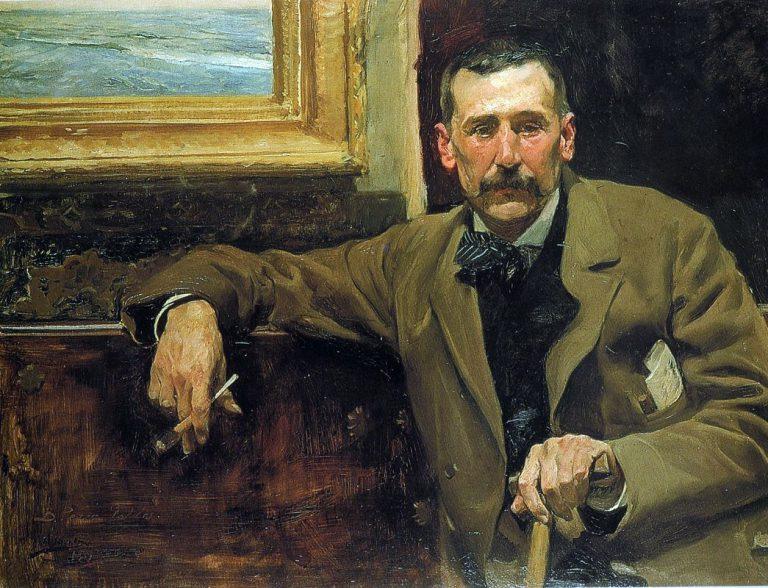 Benito Pérez Galdós' Birthday
