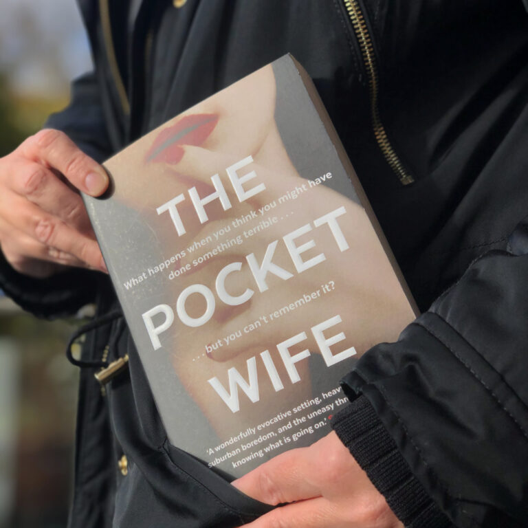 """""""The Pocket Wife"""" by Susan Crawford BOOK REVIEW"""