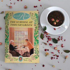 """""""The School at Thrush Green"""" by Miss Read BOOK REVIEW"""