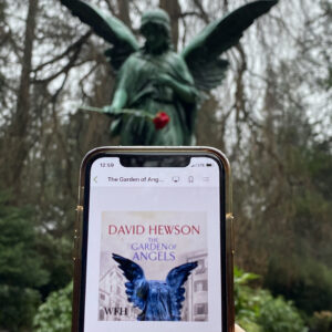 """The Garden of Angels"" by David Hewson BOOK REVIEW"
