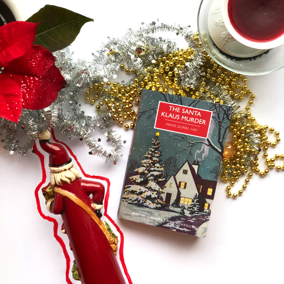 """The Santa Klaus Murder"" by Mavis Doriel Hay  BOOK REVIEW"