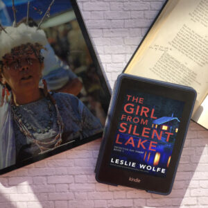 """The Girl from Silent Lake"" by Leslie Wolfe BOOK REVIEW"
