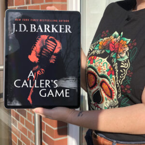 """A Caller's Game"" by J.D. Barker BOOK REVIEW"