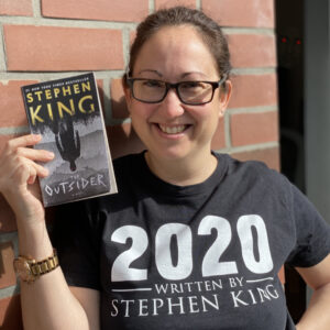 """""""The Outsider"""" by Stephen King BOOK REVIEW"""